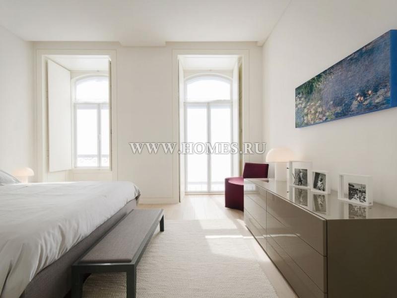 Роскошные апартаменты в Лиссабоне